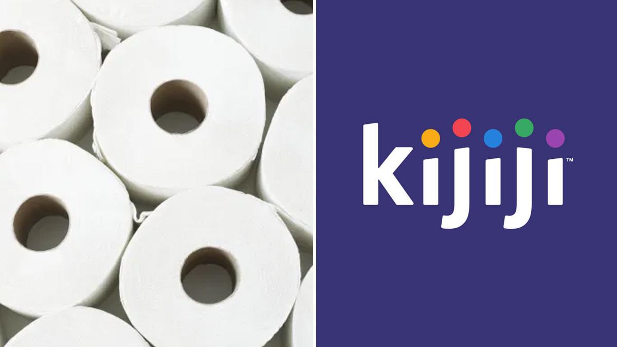 Kijiji Bans Sale Of Toilet Paper, Hand Sanitizer And Face ...
